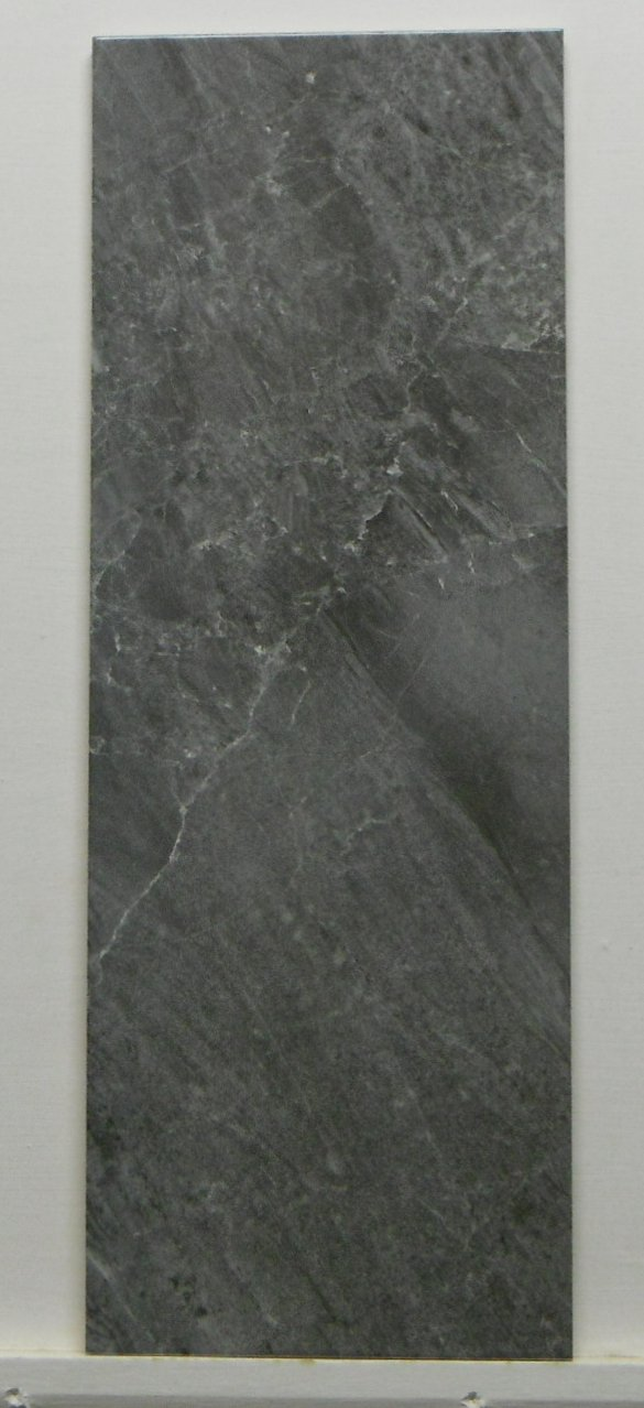 M9077 200mm X 550mm Ceramic Wall Tile Dark Grey
