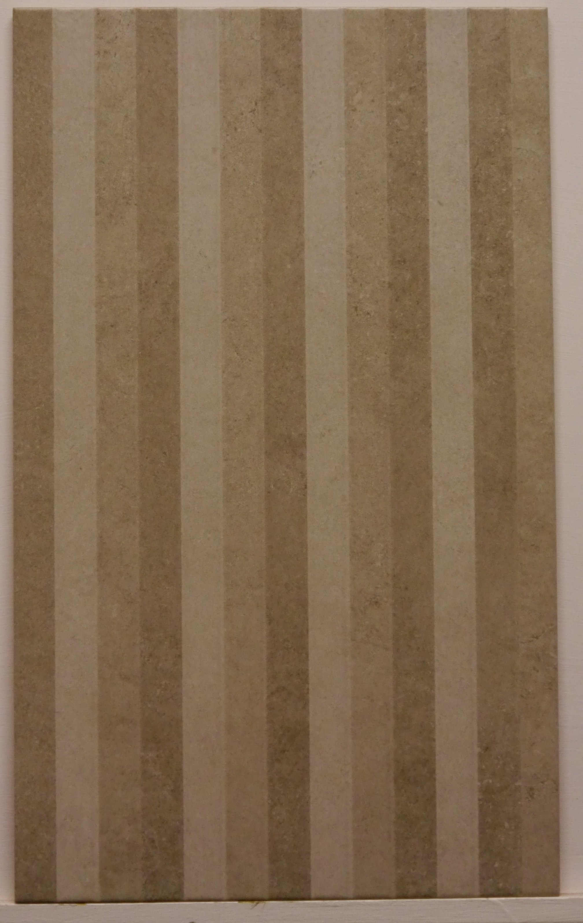 M9050 ceramic decor wall tile 333 x 550 taupe the tile warehouse maldon essex - Wall taupe ...