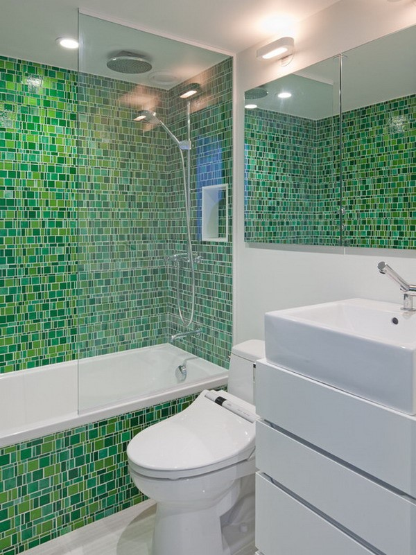 Mosaic Bathroom