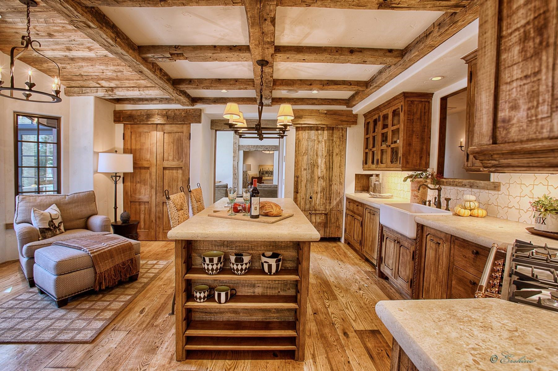 3 Farmhouse Style Kitchens That Will Make You Swoon